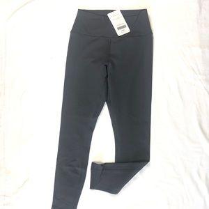Fabletics high waisted powerhold leggings M short